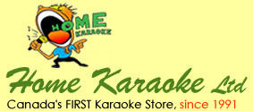 Home karaoke Ltd | Karaoke Machines | Microphone | VCD Karaoke Machines | Located in Toronto