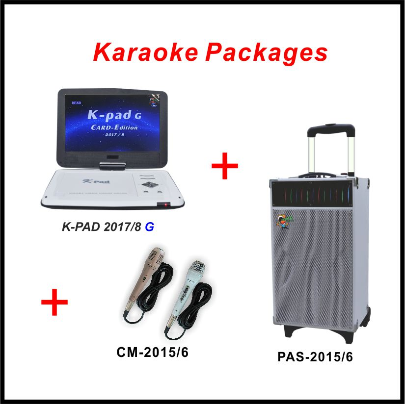 Karaoke Packages