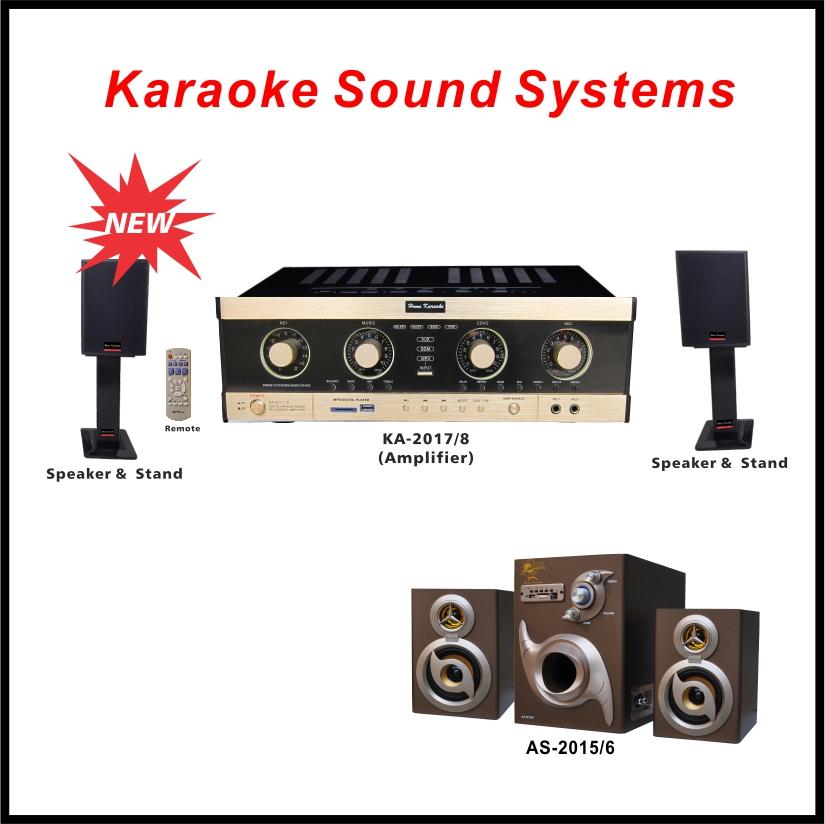 Karaoke Sound Systems