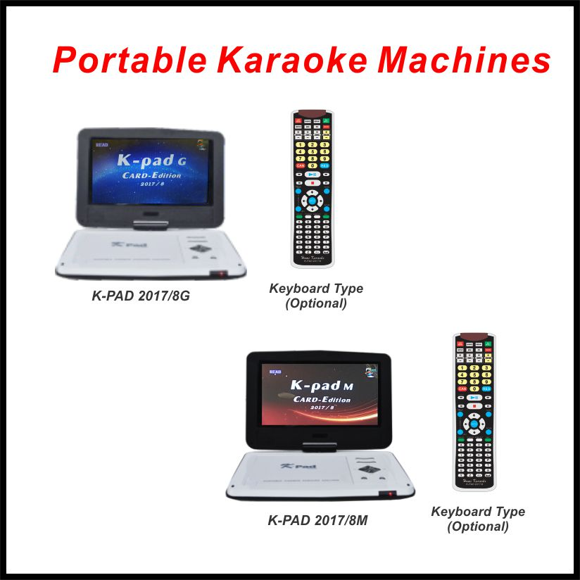 Portable Karaoke Machines