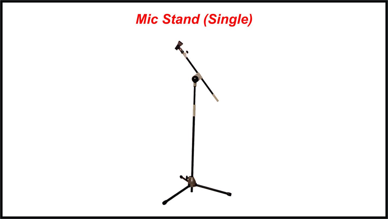 microphone stand karaoke machine