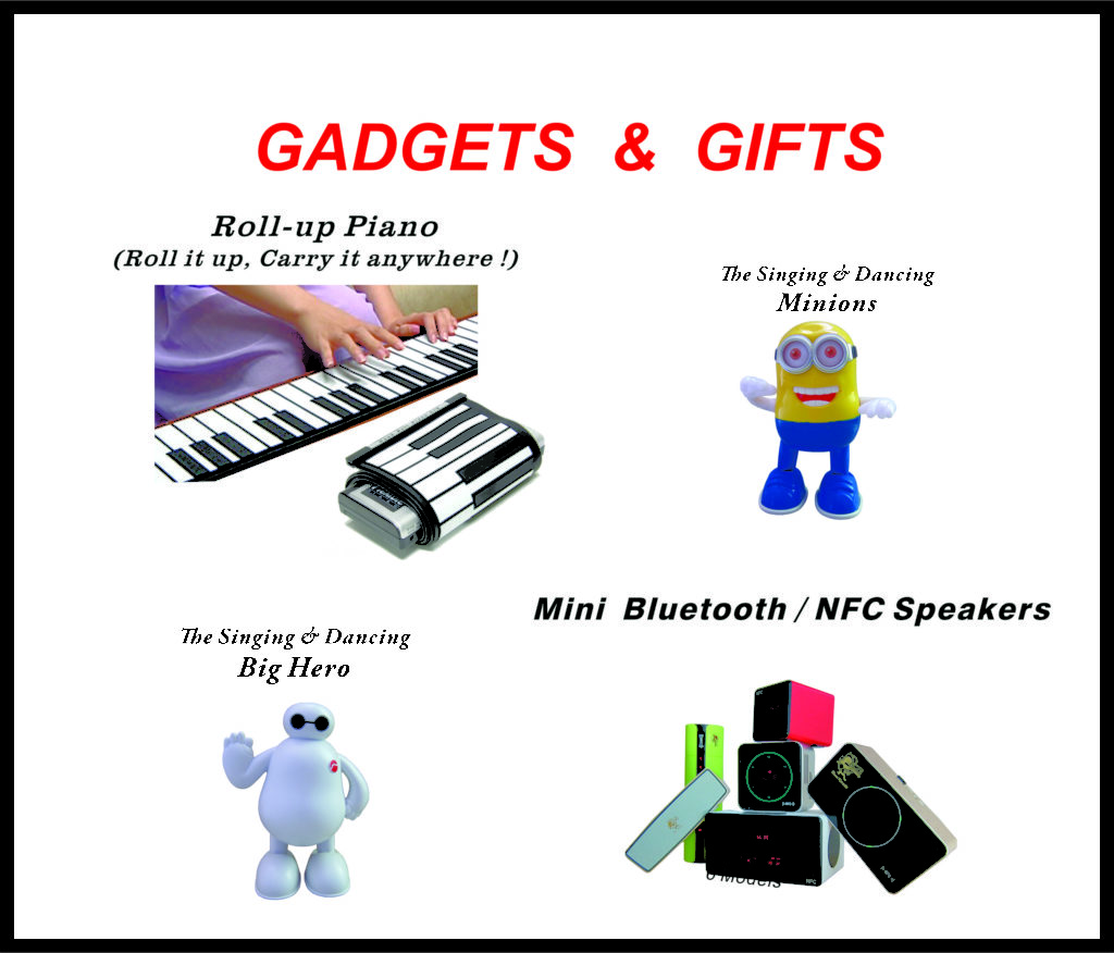 Gadgets and Gifts